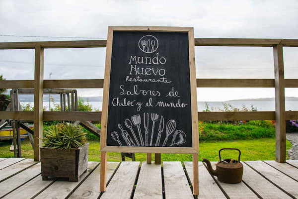 Food from Chiloé and the world