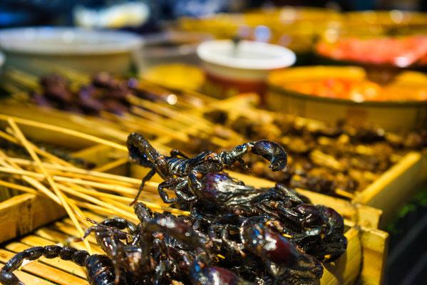 Ook insecten maken soms deel uit van de BBQ