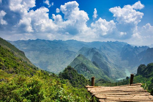 Ma Pi leng pass, Meo Vac, Ha Giang, Vietnam
