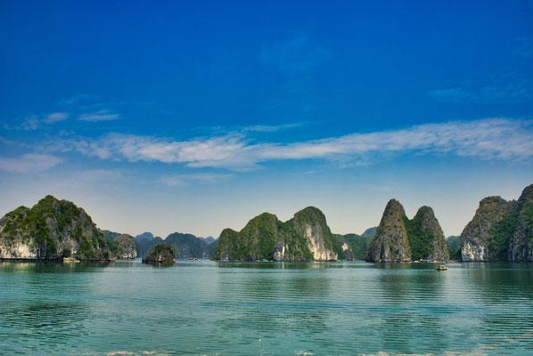 Ha Long Bay, Cat Ba, Vietnam