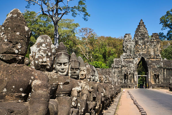 Tempelcomplex Angkor