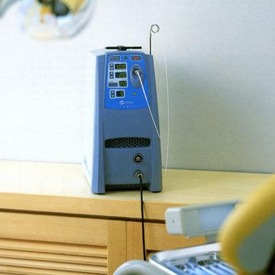 たかす歯科クリニック レーザー