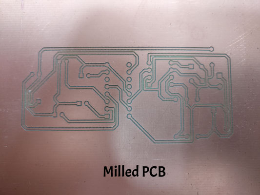 Vectra CNC - PCB Prototyping Machine - ambitiontech