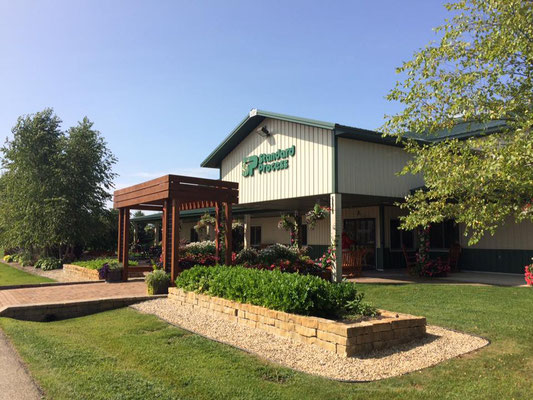 Standard Process farm and headquarters in Wisconsin