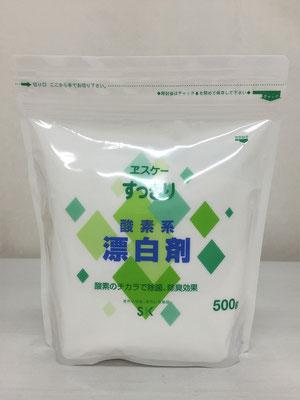 エスケー すっきり 酸素系 漂白剤