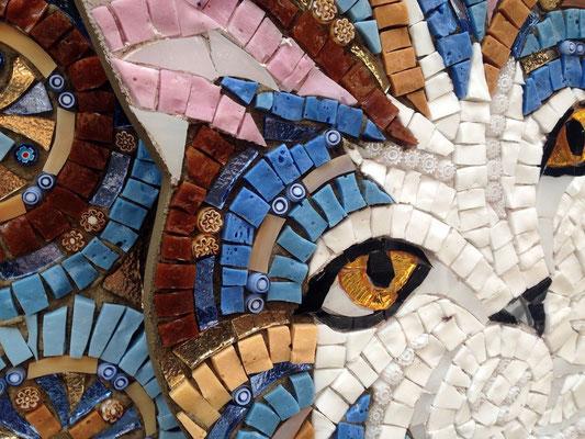 GuideInBologna - Ravenna: laboratorio di mosaico