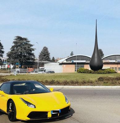 GuideInBologna - Drive a supercar in Modena