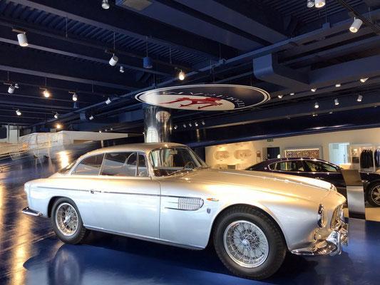 Guide In Bologna - Maserati