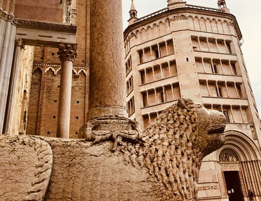 Guide in Bologna Parme Duomo