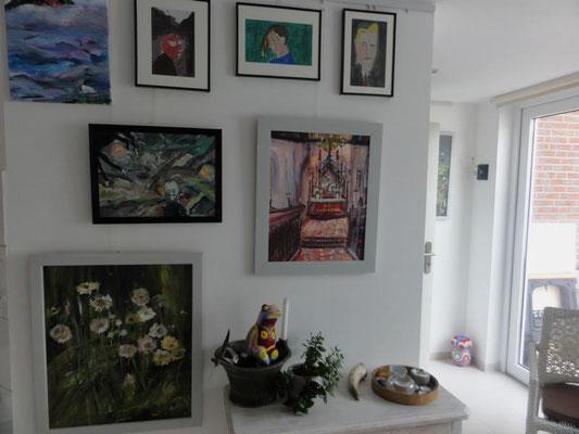 Kunst Offen, Atelier Hartung, Brüsewitz