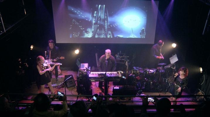 AstroVoyager - Big Bang Release Partu - Le Triton Paris