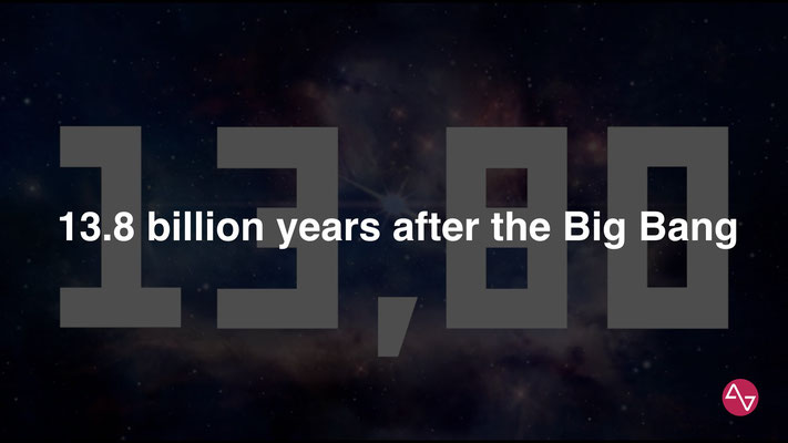 AstroVoyager - 13,8 Billion years after the Big Bang