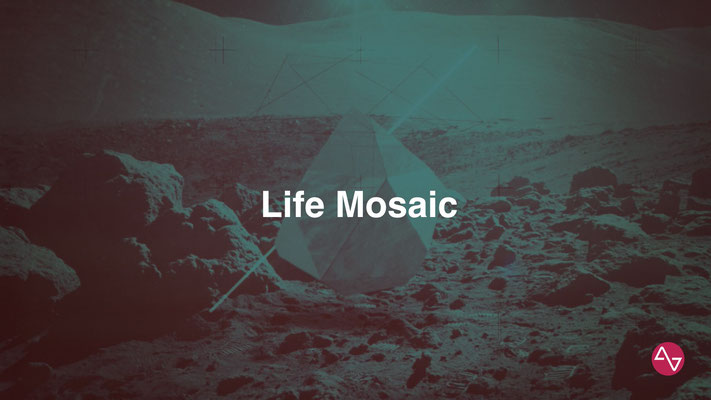 AstroVoyager - Life Mosaic