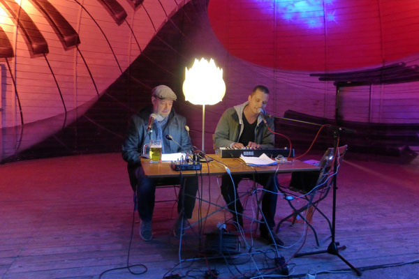 Uwe Schimuneck & André Seifert - Lesung mit Musik