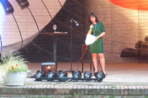Pauline Werner - Lesung