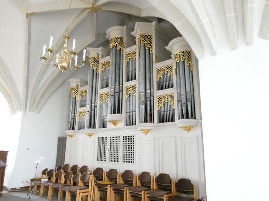 Johanniskirche Plauen Orgel