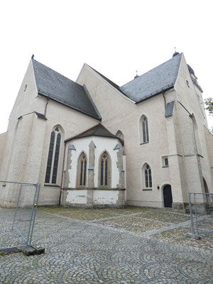 Johanniskirche Plauen von aussen