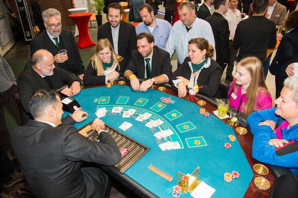Ein Casino-Abend für Jedermann