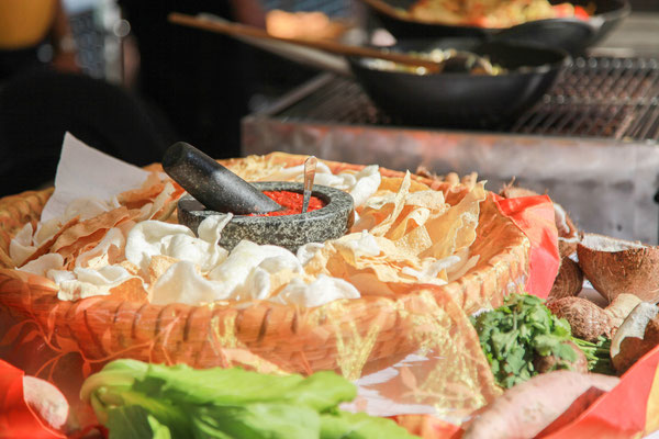 Kulinarische Spezialitäten Event