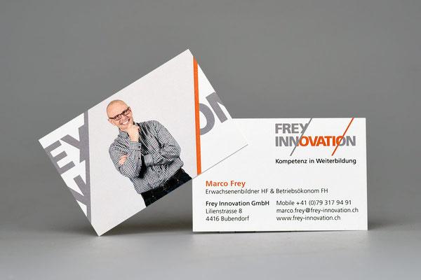 Frey Innovationen · Kompetenz in Weiterbildung