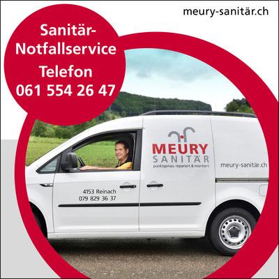 Facebook Kampagne Meury Sanitär