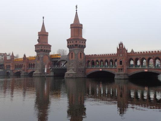 Berlin an der Spree, ehemals Ostberlin