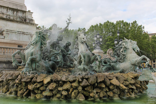 Frankreich, Bordeaux