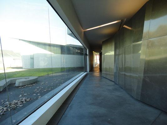 Weil am Rhein, Vitra Museum, Feuerwehrhaus, Architektin: Zaha Hadid