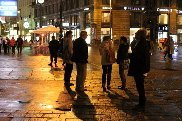 Wien bei Nacht, Österreich