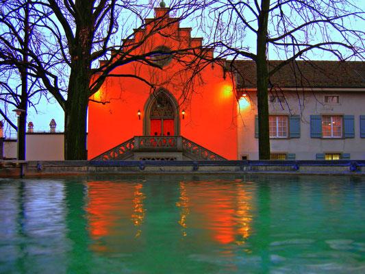 Lindenhof, Zürich, Kanton Zürich