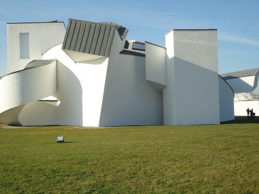 Weil am Rhein, Vitra Museum, Architekt: Frank O. Gehry
