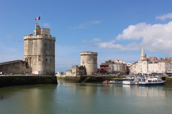 Frankreich, La Rochelle