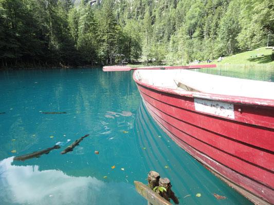 Blausee, Kanton Bern