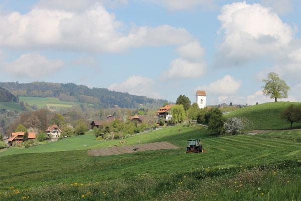Kirche Vechigen, Kanton Bern