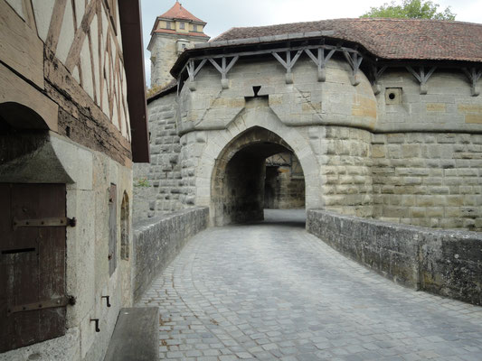 Rothenburg ob der Tauber, Stadttor