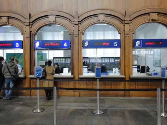 Hauptbahnhof Basel, Basel, Kanton Basel