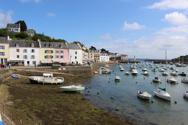 Frankreich, Bretagne, Bell Ile en mer, Le Palais