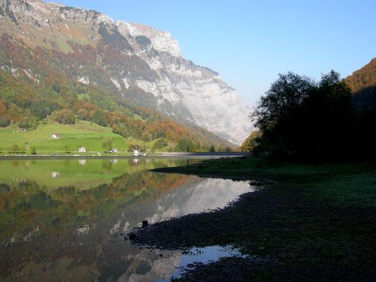 Klöntalersee, Kanton Glarus