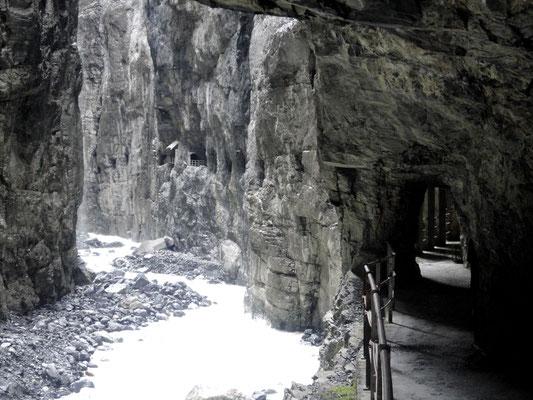 Gletscherschlucht Grindelwald, Kanton Bern