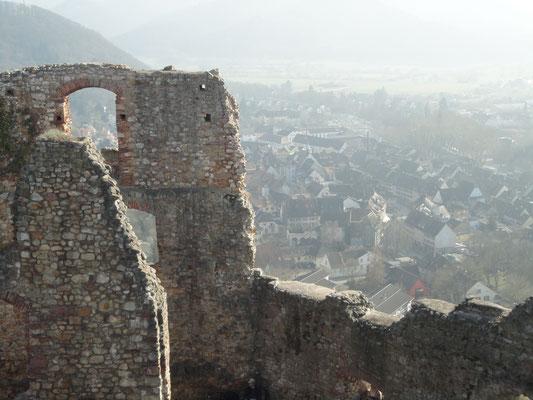 Burgruine Staufen im Breisgau