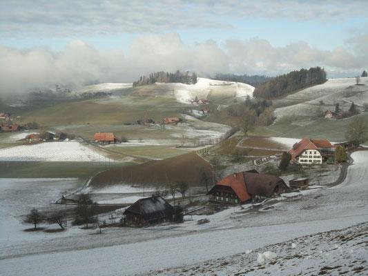 Menziwilegg, Kanton Bern