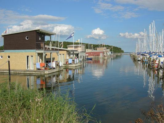 Ostseeinsel Rügen, im Jaich