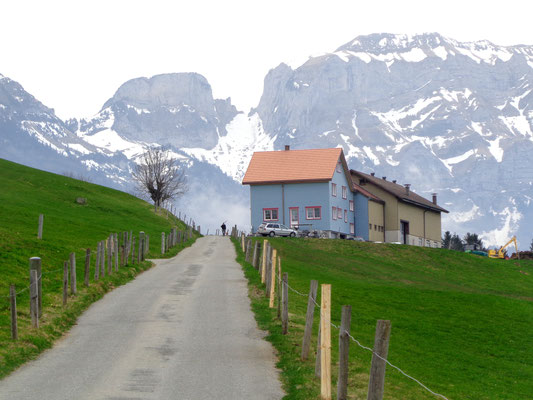 Weg zum Egli, Kanton Appenzell Innerrhoden