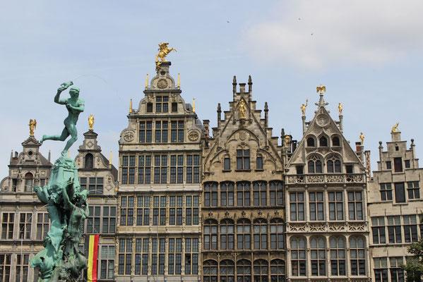 Belgien, Antwerpen
