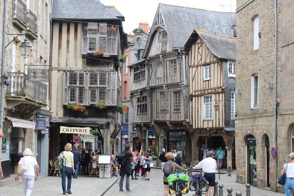 Frankreich, Bretagne, Dinan