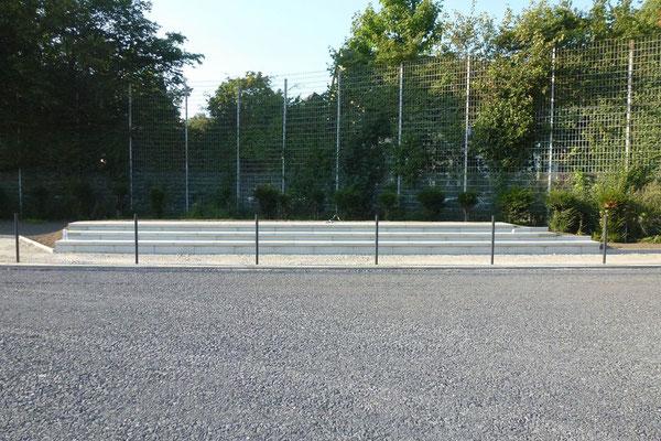 04.09.2012: Stehtribüne für Dauerkarteninhaber