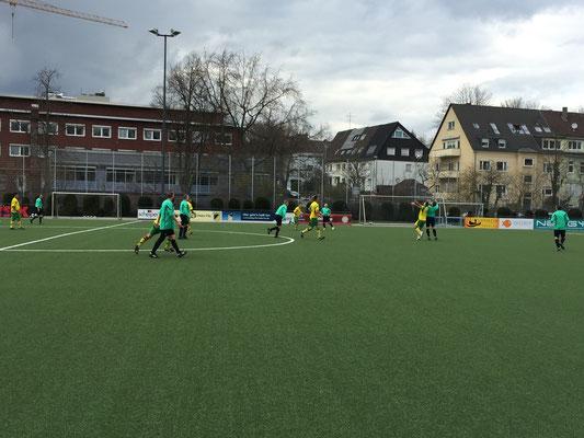 TuS AH2 vs Polizei Spvg. Bochum (Foto J. Dummer)