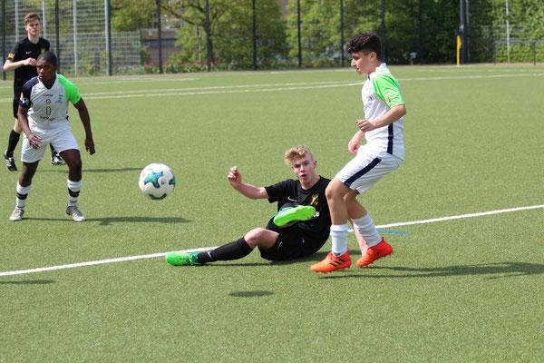 TuS A-Jugend vs FC Kray II: 5:2