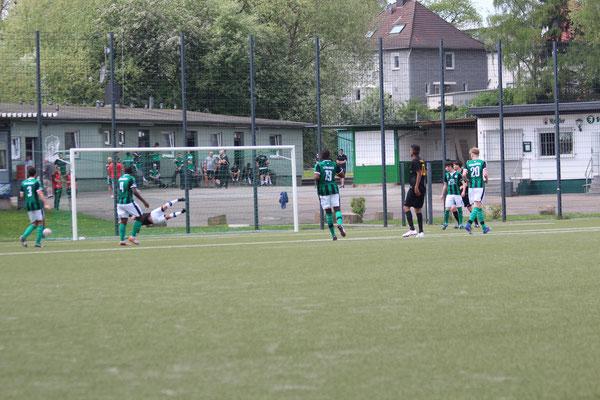 TuS A-Jugend - Schonnebeck (Bild: Arnd Born)