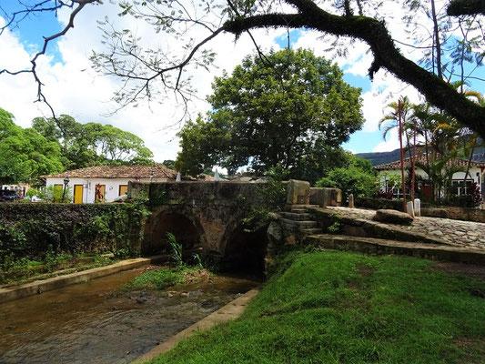 Alte Brücke der Goldstrasse